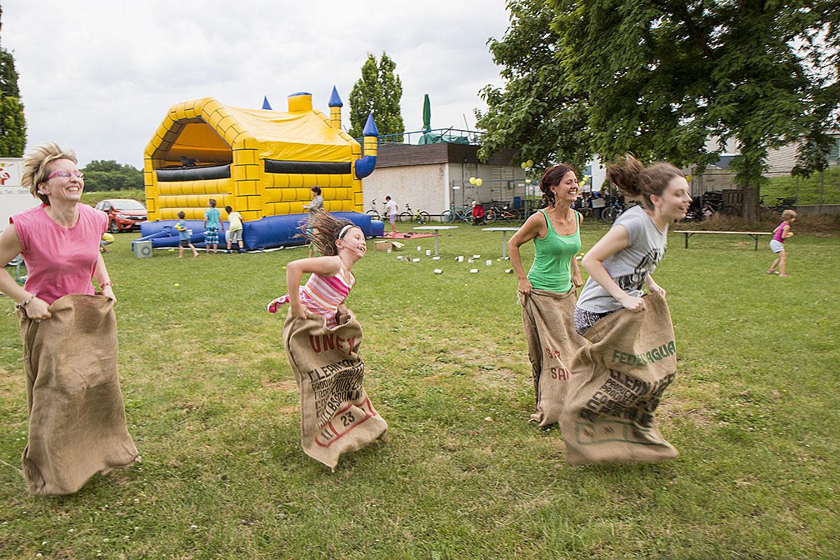 Grillfest Judoklub Krems