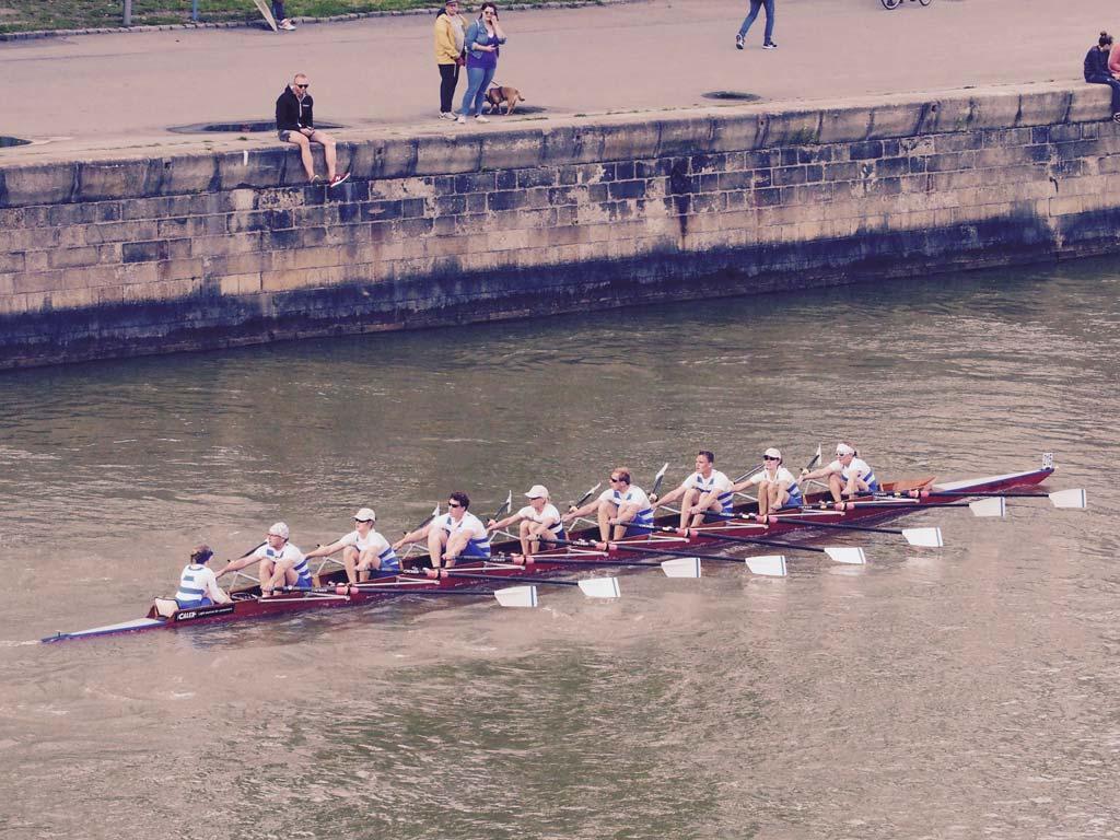 Erfolg Am Wiener Donaukanal