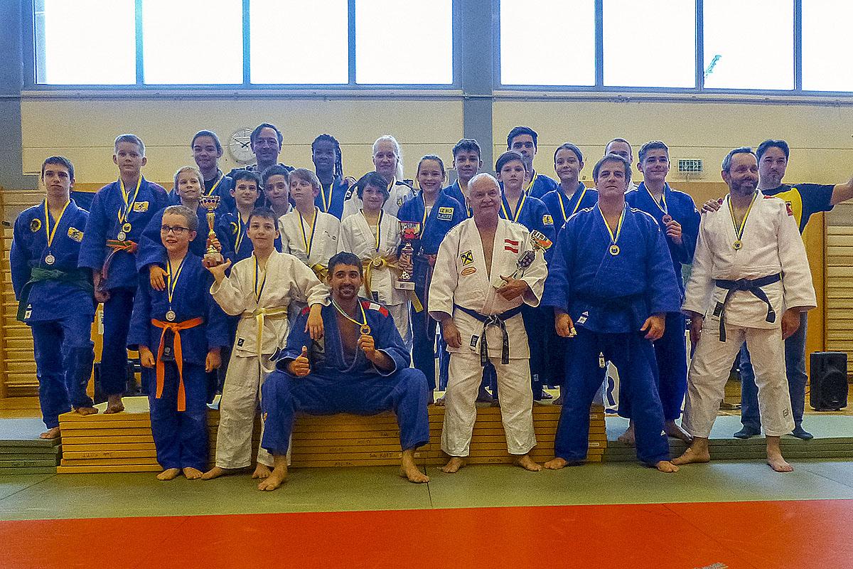 NÖ Judo-Landesmeisterschaft Mannschaft